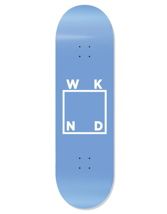 WKND Logo Team Deck - 8.5""
