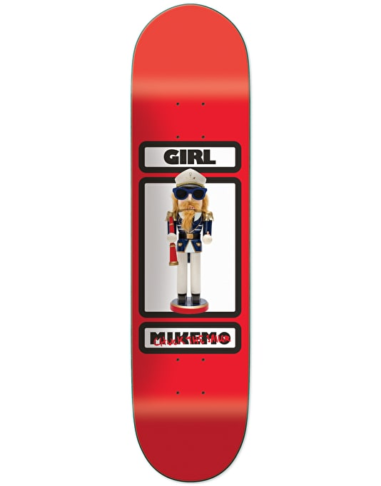 Girl Mike Mo One Off Pro Deck - 8.25""