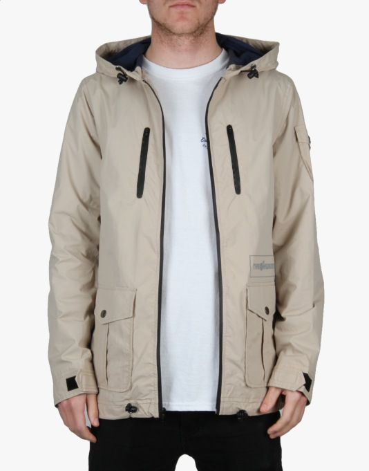 The Hundreds Slap Jacket - Khaki