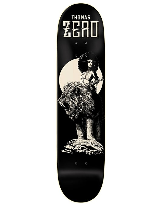 Zero x Burney Thomas Easyriders Pro Deck - 8.375""