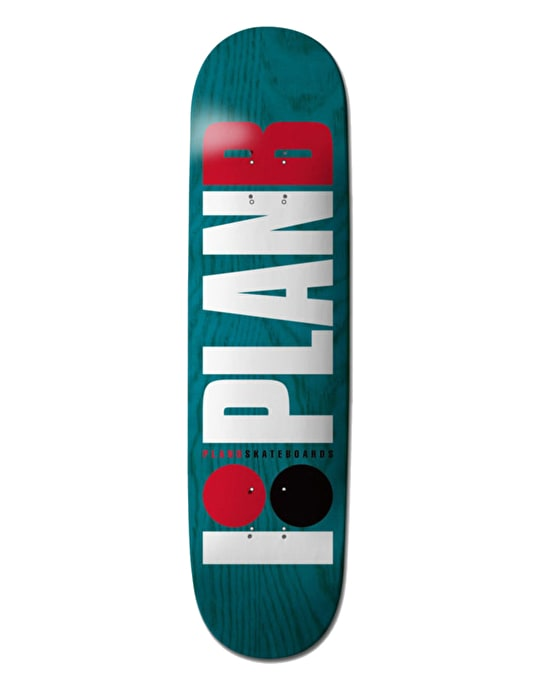 Plan B OG Team Deck - 8.25""