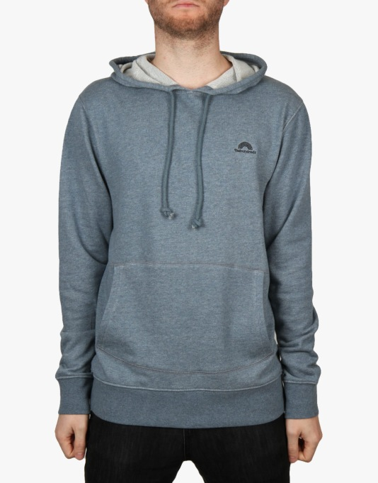The Hundreds Larkspur Pullover Hoodie - Blue Heather