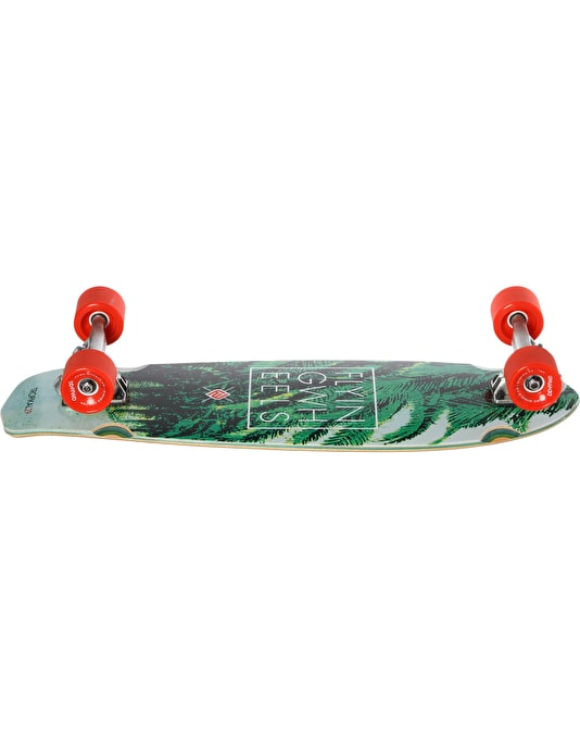 "Flying Wheels Tropikal Cruiser - 9"" x 29"""