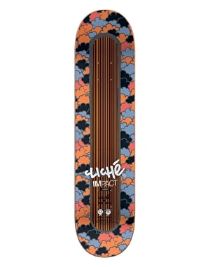 Cliché x Mr. Men Villemin Mr. Bump Impact Light Pro Deck - 7.75