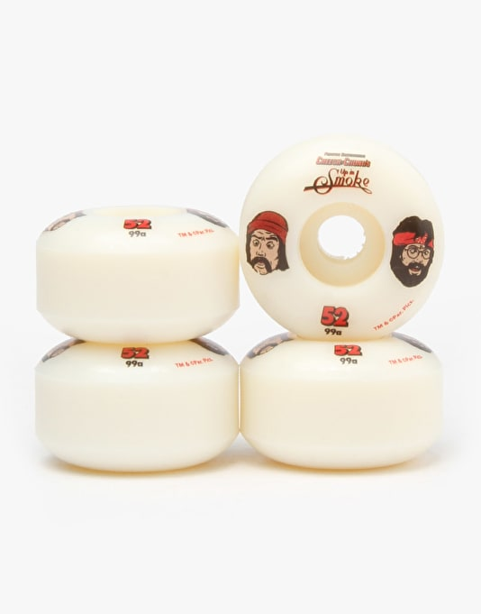 Primitive Skateboarding x Cheech & Chong Smokey Team Wheel - 52mm
