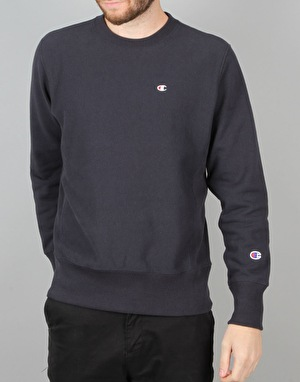 Champion Crewneck Sweatshirt - NVY