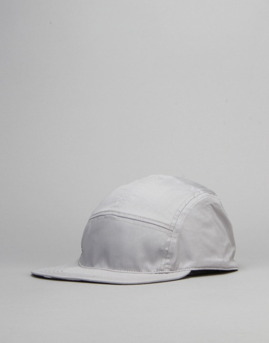Nike SB Reversible 5 Panel Cap - Wolf Grey/Black