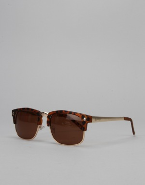 Glassy Sunhater P-Rod Sunglasses - Tortoise