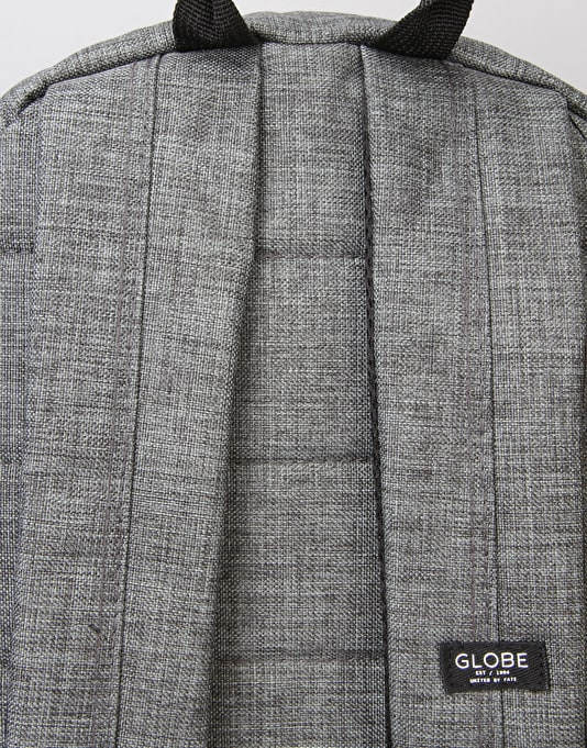 Globe Dux Deluxe Backpack - Charcoal