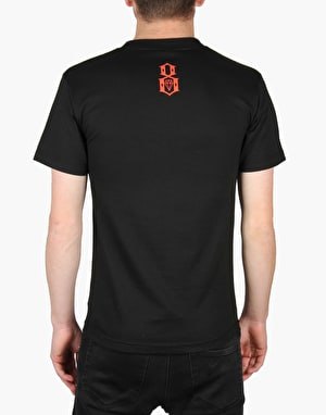 Rebel8 Demon Lovers T-Shirt - Black