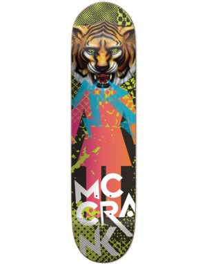 Girl McCrank Candy Flip Pro Deck - 8.125