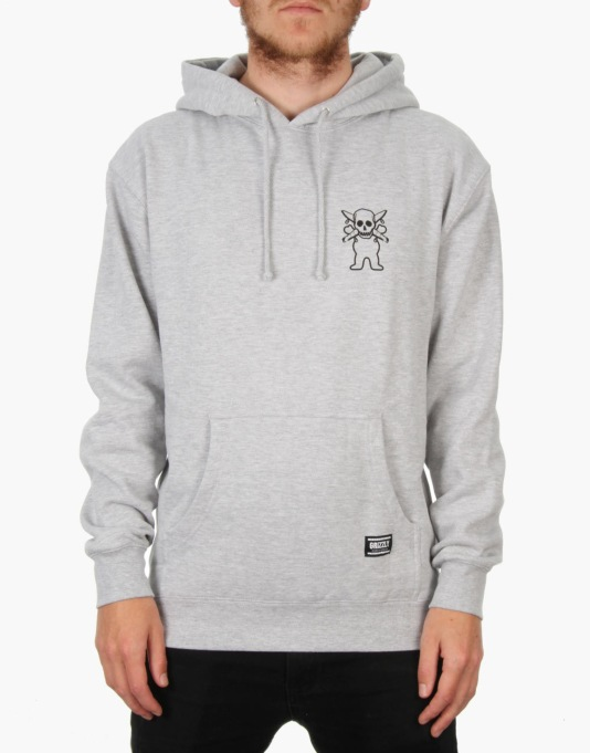 Grizzly x Fourstar Pullover Hoodie - Heather