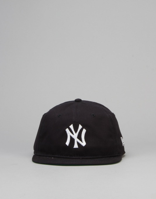 New Era MLB New York Yankees Vintage 9Twenty Snapback Cap - Navy