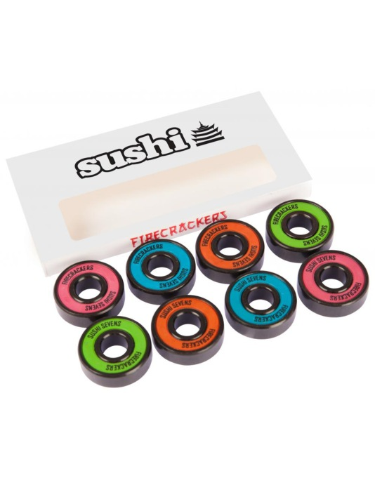 Sushi Firecracker Sevens Bearings
