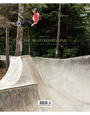 The Skateboard Mag Issue 145 April 2016