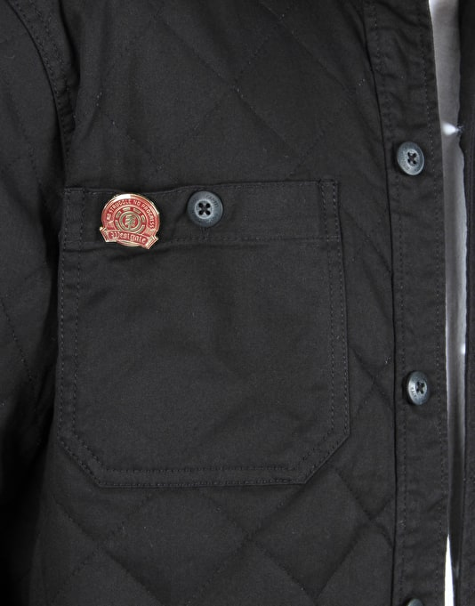 Element Craver Jacket - Flint Black