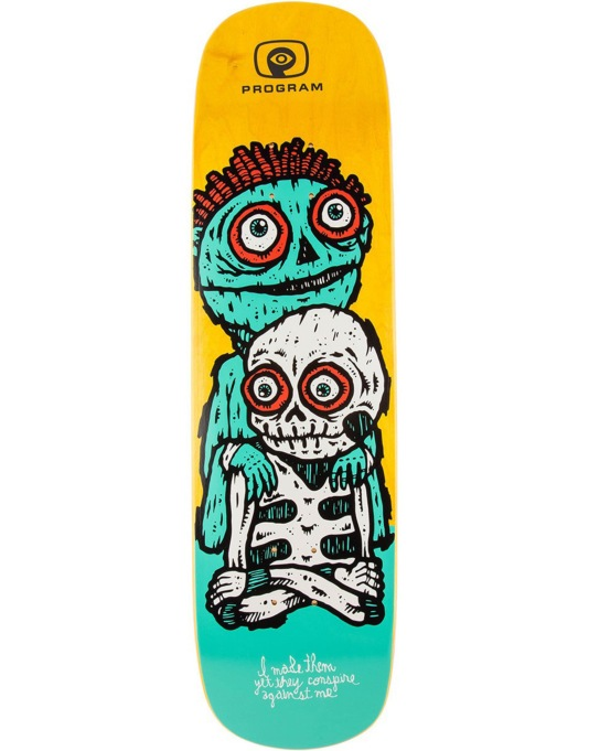 Program Conspire Team Deck - 8.5""