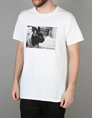 Route One Frenchie T-Shirt - White