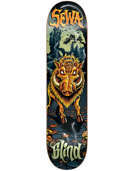 Blind Sewa Golden Boar Pro Deck - 8.25""
