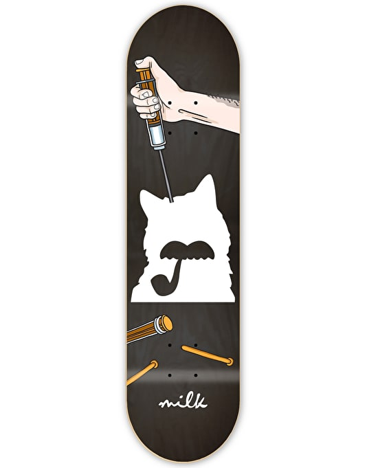 Milk Dose Logo Team Deck - 8.125""