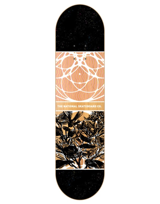The National Skateboard Co. Universal Z Team Deck - 8.25""