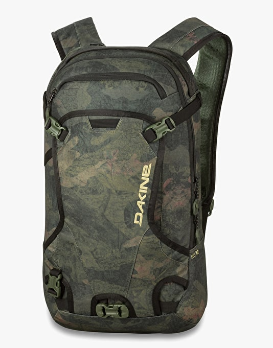 Dakine Heli Pack 12L Backpack - Peat Camo