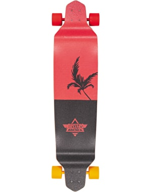 Dusters Thirds Drop Down Longboard - 41.25