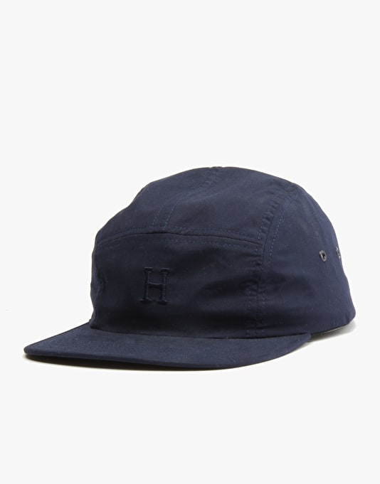 HUF Classic H Cinch 5 Panel Cap - Navy