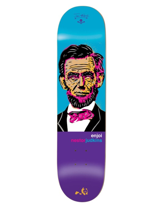 Enjoi x Jason Adams Judkins Presidents Pro Deck - 8""