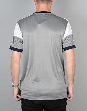 Adidas Premiere Jersey - Solid Grey/White/Sun Glow