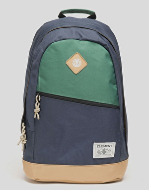Element Camden Backpack - Sequoia Green/Eclipse Navy