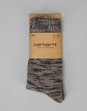 Carhartt Accent Socks - Alto Heather