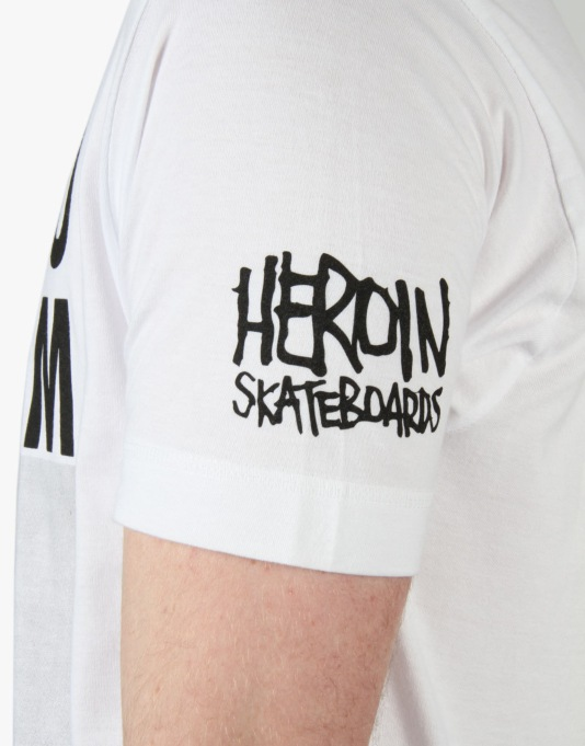 Heroin Have You Smelt Him T-Shirt - White