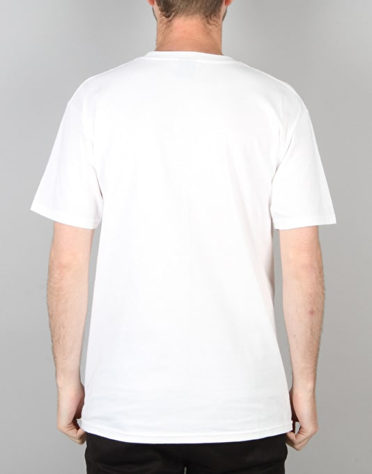 Obey Jumbled T-Shirt - White