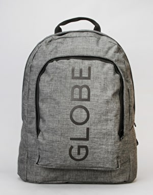 Globe Bank II Backpack - Charcoal