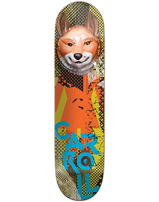 Girl Carroll Candy Flip Pro Deck - 8""