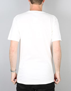 Stüssy University T-Shirt - White