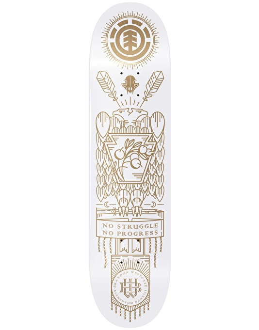 Element Westgate Rituals Featherlight Pro Deck - 8.125""