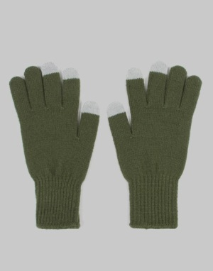 HUF Military Gloves - Olive