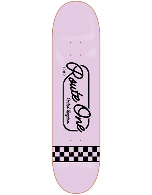 """Route One Diner Team Deck - 8.25"""""""