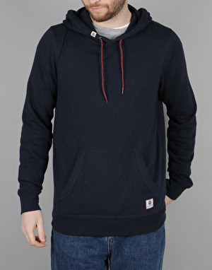 Element Cornell Overdye Pullover Hoodie - Eclipse Navy