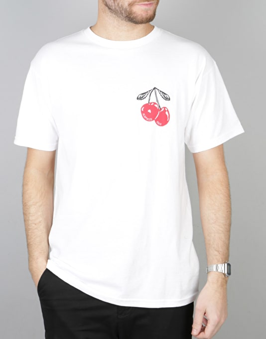Acapulco Gold Cherry S/S T-Shirt - White