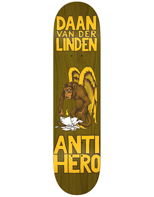 Anti Hero Daan First Round II Pro Deck - 8.06""