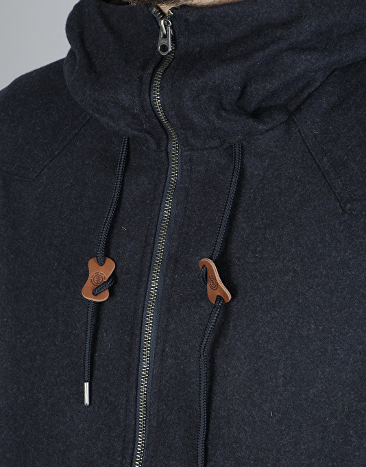 Element Docton Jacket - Eclipse Navy Heather