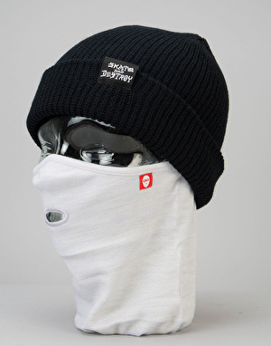 Airhole Airtube Ergo Merino Thermal Facemask - Snow