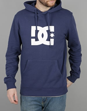 DC Star Pullover Hoodie - Summer Blues