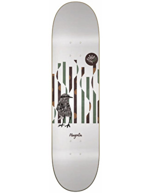 Magenta Bird Team Deck - 8.125