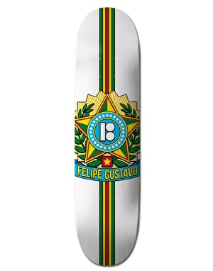 Plan B Felipe Seal BLK ICE Pro Deck - 8.25