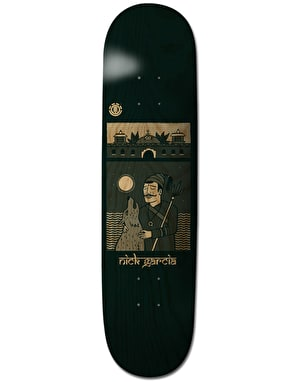 Element Garcia Sanskrit Featherlight Pro Deck - 8.25