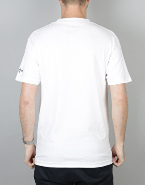 Enjoi Rastaish T-Shirt - White